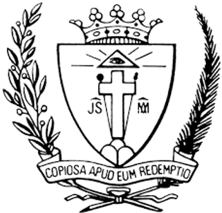 The Seal of the Congregation of the Most Holy Redeemer (The Redemtoirist)