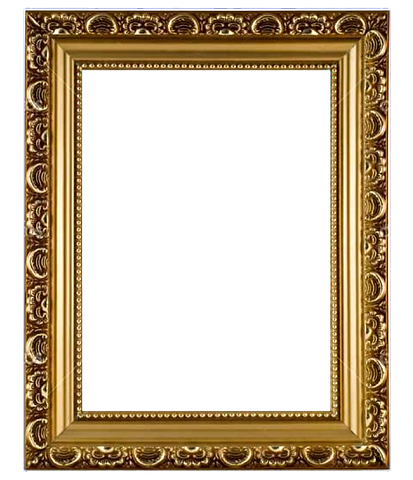 Golden photo frame two.png
