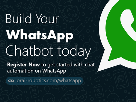 A Quick Guide to Creating Your WhatsApp Chatbot