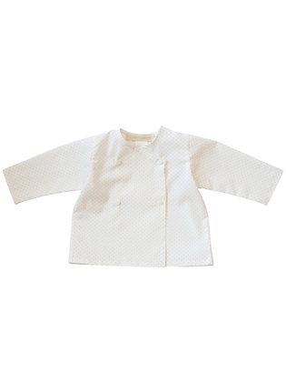Haut Myrtille blanc