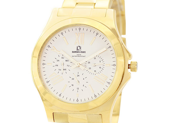 Relógio Diamond & Iraws - 021927