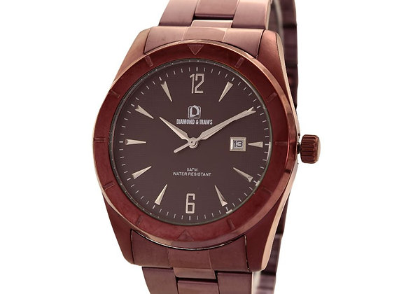 Relógio Diamond & Iraws - 021913