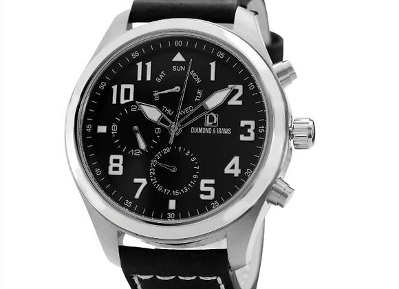 Relógio Diamond & Iraws  -  022018