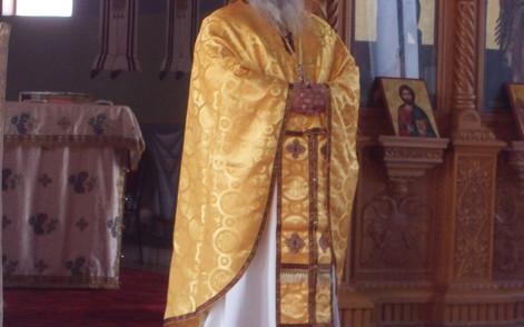 Rev Fr. Petros Kipouros