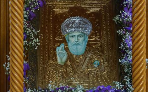 St Nicholas the wonder worker Icon