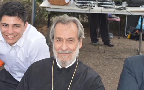 His Grace Bishop Seraphim of Apollonias
