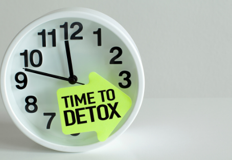 It's a Great Time to do a Detox