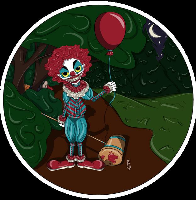 phantom clown