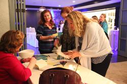 Agapi-signing books