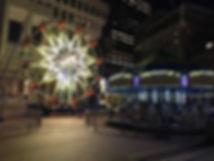 2017 Cushing Ferris wheel City Hall Plaz