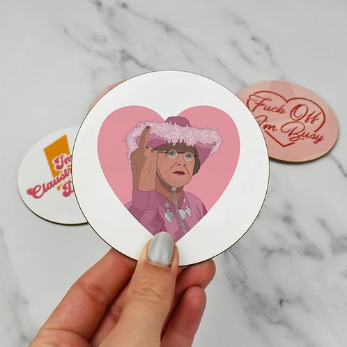 Doris Cowgirl Coaster