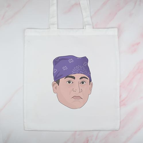 Prison Mike Tote Bag