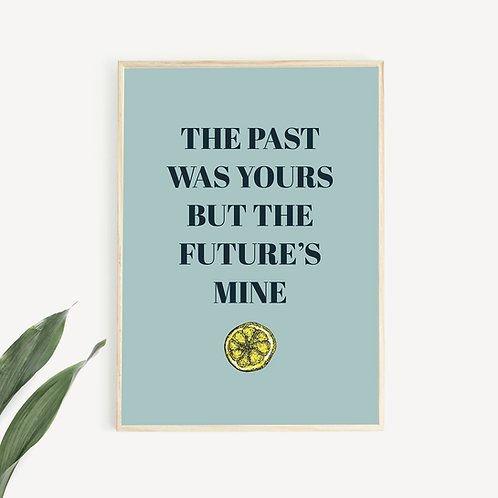 The Stone Roses Print