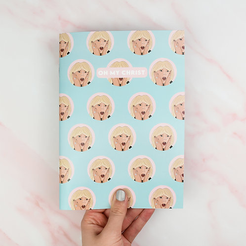Oh My Christ Notebook