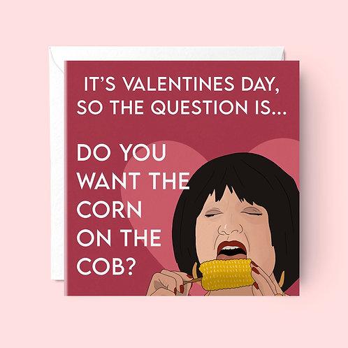 Nessa Valentines Card