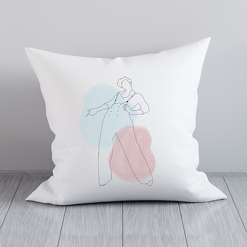 Harry Styles Fine Line Cushion