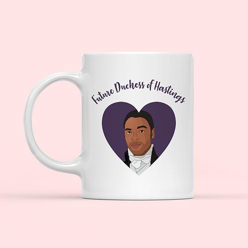 Future Duchess of Hastings Mug