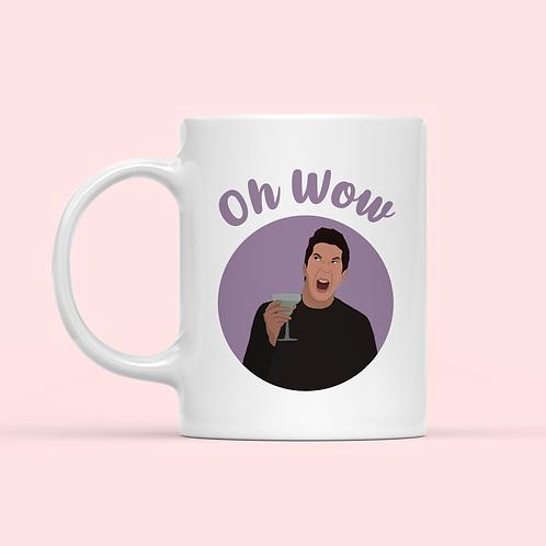 Oh Wow Friends TV Show Mug