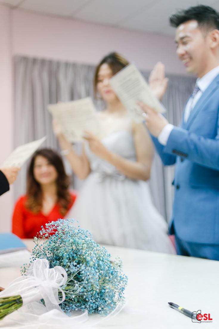 Wedding | Darren & Michelle