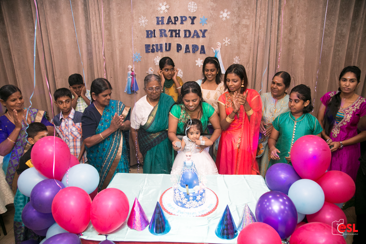 Event | One Yr Birthday Party