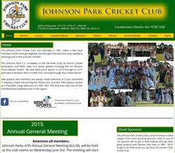 Johnson Park Cricket Club
