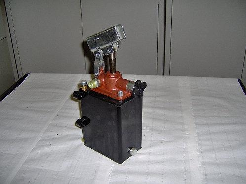 pompa manuale per apertura tetti