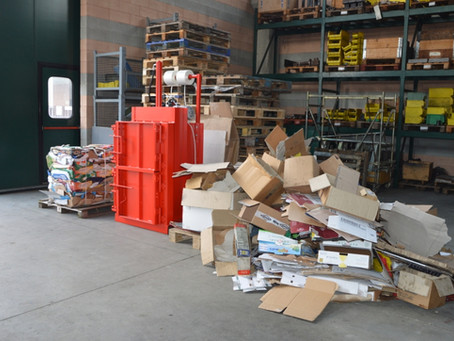 Recover and Recycle (packaging recycling)
