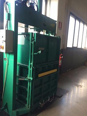 pressa imballatrice usata Ormic E15