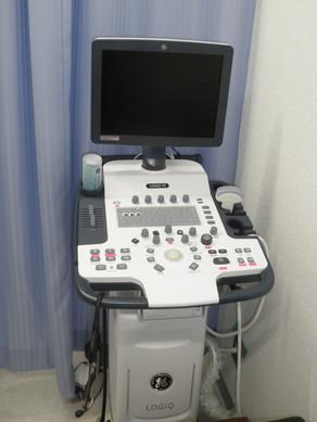 練馬区石神井公園駅徒歩30秒で精度の高い腹部超音波検査が受けられます。