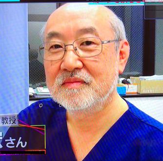 院長顔写真 練馬で大腸のことならかくたに内視鏡消化器内科クリニックへ