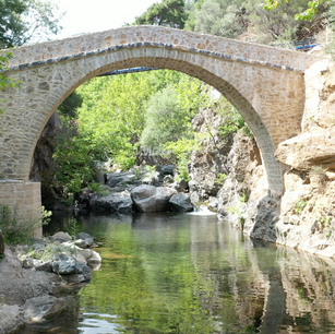 Mıhlı Taş Köprü