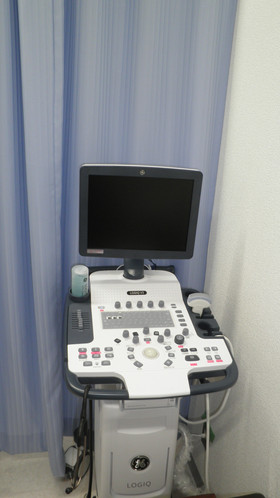 石神井公園駅徒歩30秒で腹部超音波検査が受けられます。