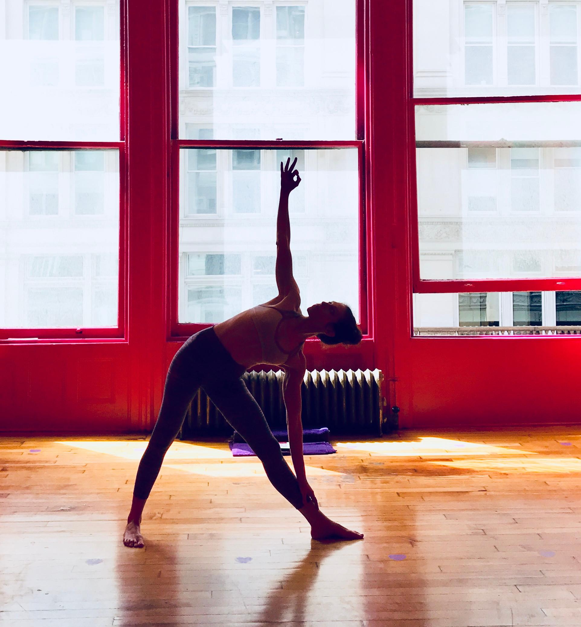 Vinyasa Flow Yoga with Jessica