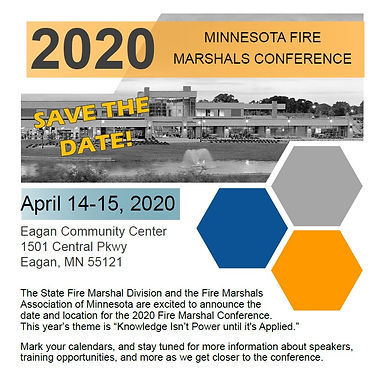 MN Fire Marshals Conference April 2020.j
