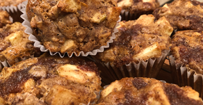 "'An Apple a Day"" Oat Muffins"