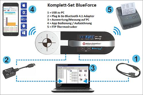 Nr. 1035 Plug & Go Bluetooth 4.1 Adapter (Nr.2) BlueForce zu PC
