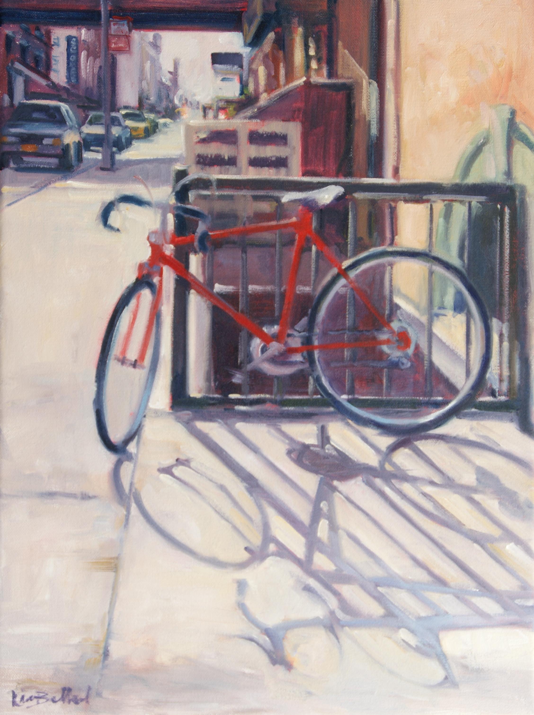 Red Bike, Manhattan