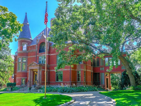 10,780 Sq Foot Minnesota 1884 Mansion With 12 Baths Lists At $1,695,000