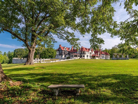 Largest Shingle Style Victorian In US With 106 Rooms Built in 1886 For Vanderbilts Lists at $12.5Mil