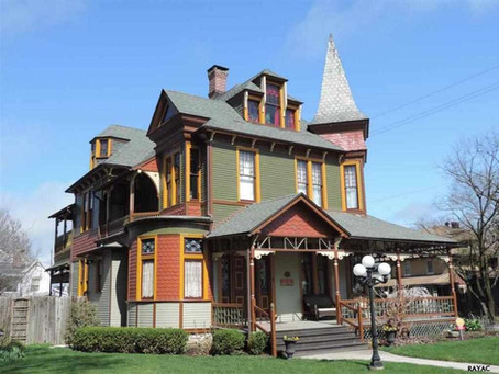 Amazing Before & After, The Hench House Built in 1887