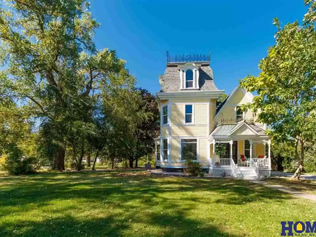 1888 NE Chauncey House With Beautiful Original Features Lists at $180,000! See Inside!