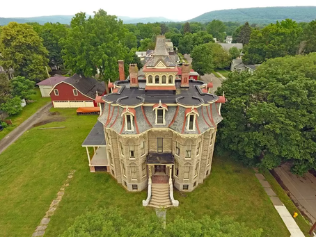 """41 Room 1876 New York """"Castle"""" That Went Viral For $99,900 Gets Accepted Offer! See Inside!"""