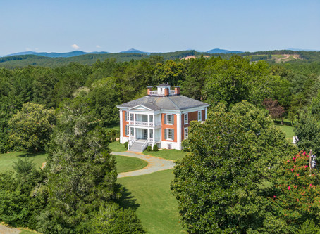 292 Acre 1853 Virginia Estate With 12 Fireplaces, Pool, And Restored Interior Lists at $4.995 Mil