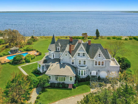 1896 Victorian With 3 Acres, 9,000 Sq Foot and Stunning Panoramic Views Lists For $3.895 Million!