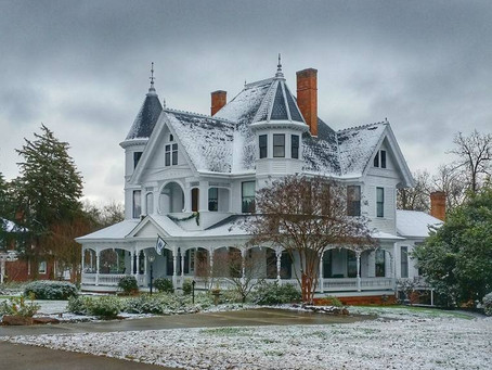 One Of George Barber's Most Impressive Designs, The Owings House Built in 1896! Photos Inside!