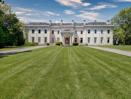 Woolworth Historic 32,098 Sq Ft Mansion With $2 Million Marble Staircase Going To Auction!