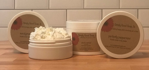 Pre-Ordered 4oz. Body Butter