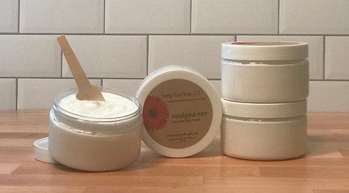 4 oz. Luxurious Body Cream