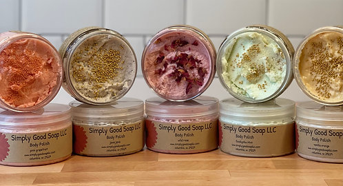 Body Polish Collection