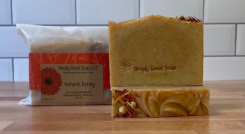 Tumeric Honey unscented